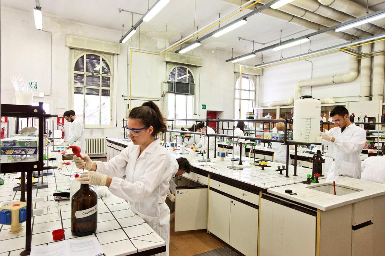 Un laboratorio didaddico