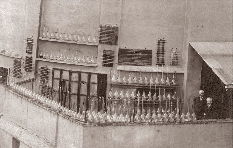 Ciamician e Silber: esperimenti sui tetti con la luce del sole