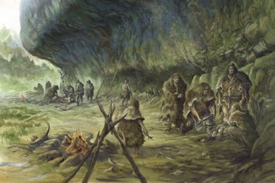 Anche i Neandertal seppellivano i loro morti
