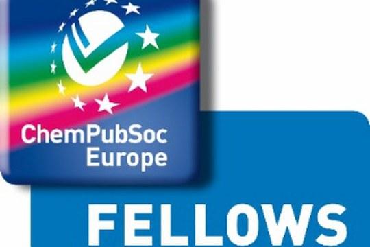 Prof. P.G. Cozzi accolto come fellow della  ChemPubSoc Europe
