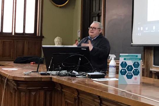 Seminario del  Prof. G. Perini su CRISPR/CAS9