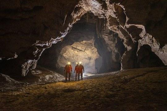 Un'avventura sotterranea per prepararsi alla vita nello spazio